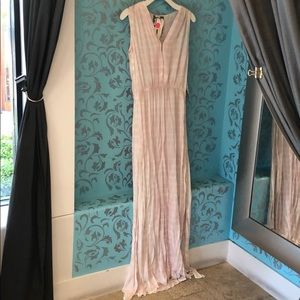 NWT Young Fabulous & Broke Maxi Dress, XS